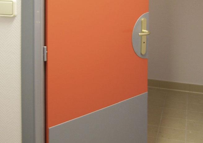 Plaques de protection - Plaque de proprete porte ...